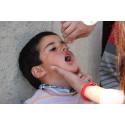 Global insats krävs för att skydda barn mot polio i Syrien, Irak och regionen