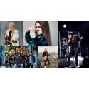 Veckans konserter på Grönan V. 30-31