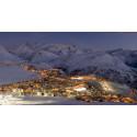 Bild över Alpe d'Huez