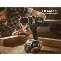 DV18DBL2 - kraftfull nyhet i Hitachis breda 18V sortiment