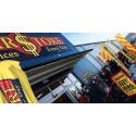 DollarStore öppnar 4 nya butiker på samma dag