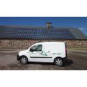 Energi- och klimatrådgivarna vill öka kunskap om solel och elbilar