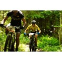 Proffe landeveissyklister sykler Trysilrittet