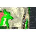 Hi-res image - C-MAP - Genesis Edge Grass & Bottom Hardness