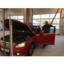 Ny bilprovning i Kumla