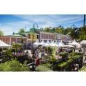 Västsveriges största trädgårdsmarknad växer fram