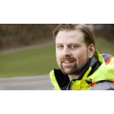 Andreas Bäckström ny arbetschef i Svevia