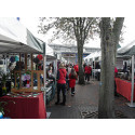 Food and craft markets for Christmas