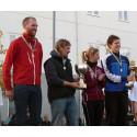 Segrarna i mixedklassen i Mjärdevistafetten 2011: Just Do it