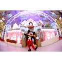 Changi Airport transforms into an around-the-world winter wonderland this Christmas