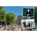 Nationaldagsfirande i Norrköping med Axel Schylström & Fröken Elvis