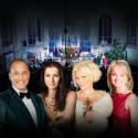 """Premiär för julkonserten """"Änglaljus"""" med John Kluge, Sonja Aldén, Linda Lampenius och lokala körer runt om i landet!"""
