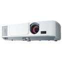 Ökad energieffektivitet och kraftfull zoom i NECs uppgraderade projektorer