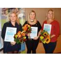 "StayAt och Julia Ekman vinner Lunds utmärkelse ""Excellent Service"""