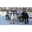 Sveriges bästa Rallytjejer kör med egen Playkanal