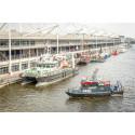 High res image - Oceanology International - Oi16 Dockside demo area