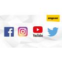 Engcon har rundet mere end 100.000 følgere på sociale medier