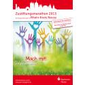 Zustiftungsmarathon 2015 von der Sparkasse Neuss und den Bürgerstiftungen im Rhein-Kreis Neuss