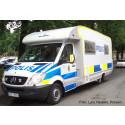 Pressinbjudan: Nu rullar den mobila polisstationen i Svalövs kommun!