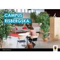 Pressinbjudan: Äntligen inviger vi Campus Risbergska!