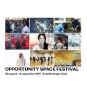 Opportunity Space Festival är platsen för nya möten och jobbmöjligheter