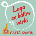 Premiär för Saltå Kvarns podcast Laga en bättre värld
