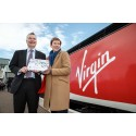 Virgin Trains carries Perth's City of Culture bid to London
