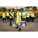 Gritting team in action – and there's more to come!