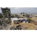 Ny rapport: Låst läge i Gaza – vägar framåt