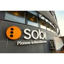 Sobi™ publicerar sin rapport för fjärde kvartalet samt helåret 2015