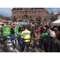 Cykeldag på Stortorget 23 april