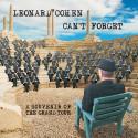 Leonard Cohen vinner pris för årets album på JUNO galan och släpper nya albumet Can't Forget: A Souvenir of the Grand Tour