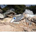 EU overvejer at kræve erstatning af Israel for ødelæggelser i besatte områder