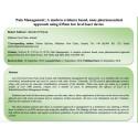 Advances in Orthopedics and Sports Medicine