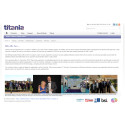 Titania Launched Their New Website
