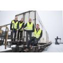 Polarbröd reser mot uthållig försörjning och når full potential för brödstransporter på järnväg