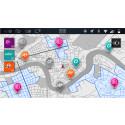 EasyPark innovoi verkottuneen auton konseptia  yhdessä SEATin ja SAP Vehicle Networkin kanssa