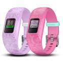 Garmin et Disney dévoilent une nouvelle version du bracelet d'activité pour enfants, vívofit jr. 2 Disney Princesses