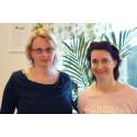 Melanie Volkamer och Simone Fischer Hübner