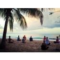 Yogaresa till en Paradisö i Karibien med Langley!
