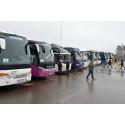 Rolfs Flyg & Buss slår bussrekord i Ullared