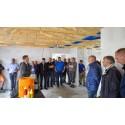 Rejsegilde på 20 nye almene boliger i Gandrup & Vester Hassing