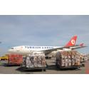 Turkish Airlines establish new cargo route to Avinor Oslo Airport