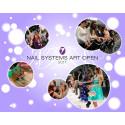 Nail Systems Art Open för tredje året på Skönhetsmässan Acadermia