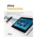 Digital skyltning från InVue, ybuy Interactive