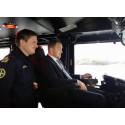 Statssekretær åpnet nytt sjøredningskorps