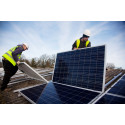 Why are commercial solar panels a good investment for businesses today?