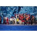 Sweden International Horse Show på julafton