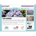 Trädgårdsrikets nya webbplats lanserad – öppen för trädgårdar och besökare inför Tusen Trädgårdar 29 juni 2014