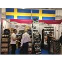 Stort intresse för svensk paviljong på delikatessmässa i London